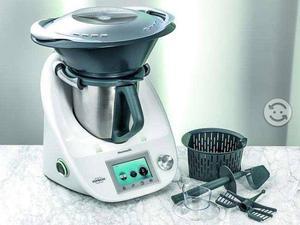 Thermomix Tm5, Robot Para Cocina, Digital, Facil