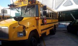 Autobus Escolar Equipado
