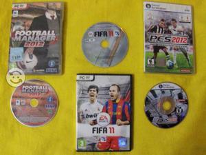Juego para PC Futbol Soccer para Nvidia Geforce210