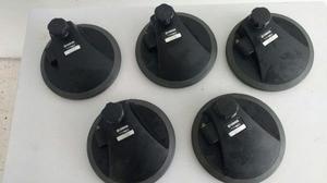 Pads De Bateria Electrica Yamaha De 5 Piezas Como Nuevos.