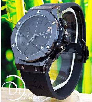 Reloj H. Power Reserve All Black