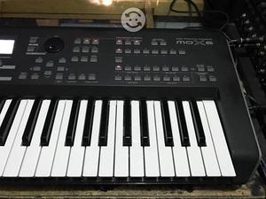 Sintetizador Yamaha mox6 Estacion de trabajo
