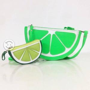 Bolsa Limón Verde + Monedero Limón + Envío Gratis