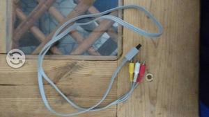 Cable Av para Wii