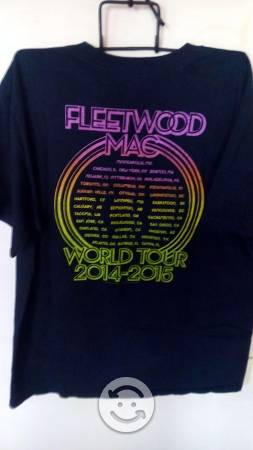 FLEETWOOD MAC Playera ORIGINAL talla XL