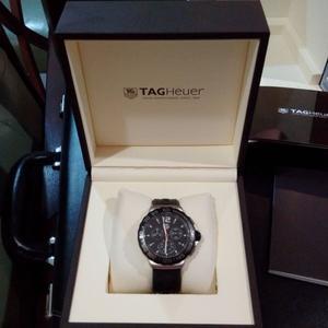 Fabuloso TAG HEUER F1 Cronograph NUEVO