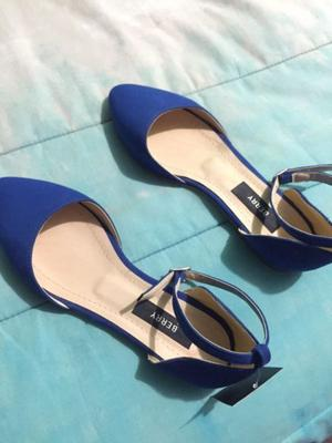 Flats Azules