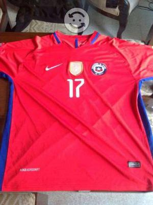 Jersey Selección de Chile Eliminatorias Rusia