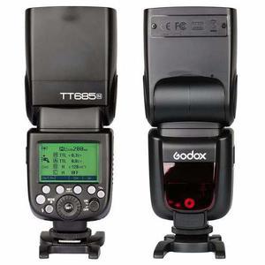 Kit Flash Godox Tt685n Con Radio X1t Para Nikon