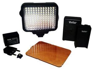 Lampara Luz Led Panel 120 Focos Fotografia Y Video Vivitar