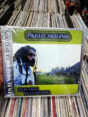Pablo Molina En El Valle De La Decision Todos Tus Muertos Cd