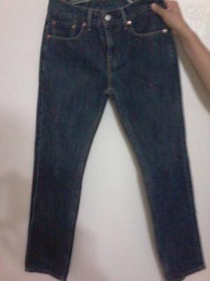 Pantalon Levi Strauss Azul Nuevo