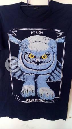 RUSH Playera importada ORIGINAL talla CHICA