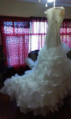 Vestido novia nuevo