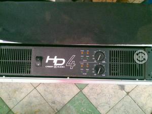 Amplificador crest audio