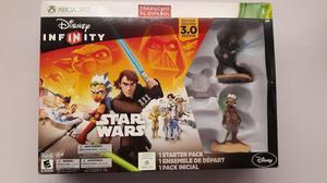 Disney Infinity Starter Pack Star Wars Xbox  Nuevo!!