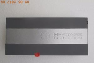 Estuche Original P/pluma Mont Blanc Heritage Collection