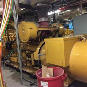 Generador Cat 3516 De 1400kw