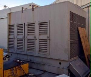 Generador Detroit Diesel 1000 Kw