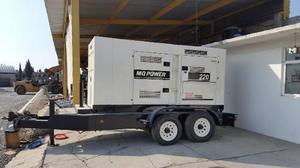 Generador Eléctrico Multiquip 220kva