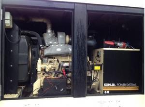 Generador Kohler 62 Kw
