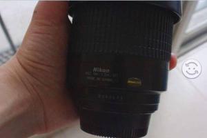 Lente Nikon Af Nikkor 70-300mm 1:4-5.6 G Usado