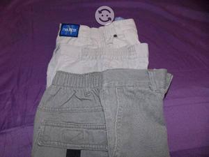 Lote de 3 pantalones talla 5 nino