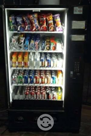 Maquinas expendedoras (vending)