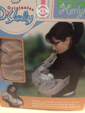 Rebozo para bebés