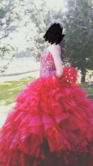 Vestido De Xv Incluye Ramo Tocado Copas Etc Posot Class