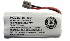 Bateria Para Telefono Uniden Bt- Mah