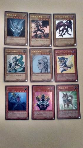 Dark Magician Girl Set 10th Anniversary Pack Japones 9cartas