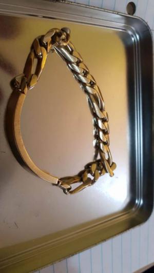 Esclava De Oro 10k 41gramos