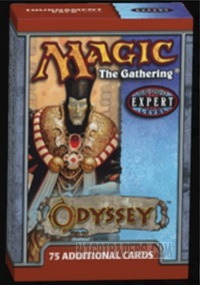 Magic The Gathering: Odyssey Deck Tematico