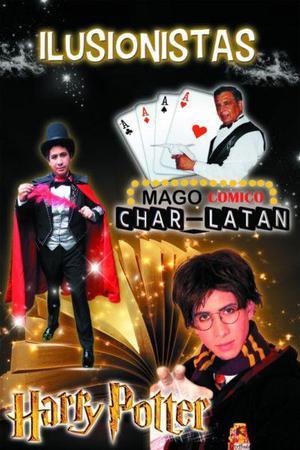 Magos Ilusionistas de Mexico