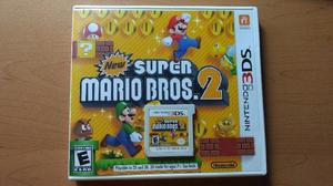 New Super Mario Bros 2 Para Nintendo 3DS