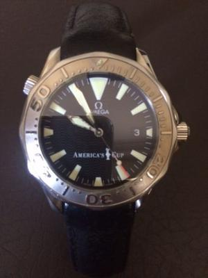 Omega Seamaster America's cup Limited