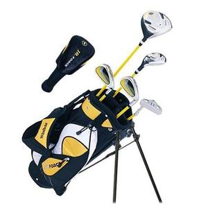 Set De 5 Palos De Golf Winfield Junior C/ Bolsa Maleta