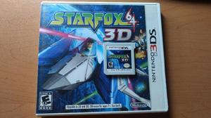 Star Fox 64 3d Para Nintendo 3DS