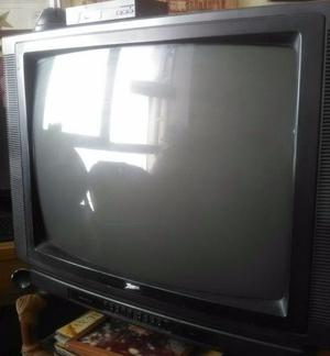 TV ZENITH 22'' con DECODIFICADOR Y ANTENA