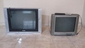 2 televisores en muy buenas condiciones