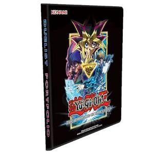 Carpeta The Dark Dimensions 20 Aniversario Yugioh