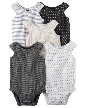 Carters Lote 10 Pañaleros  Primavera Bebe Niños Niñas