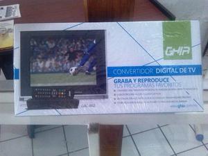 Convertidor digital de TV