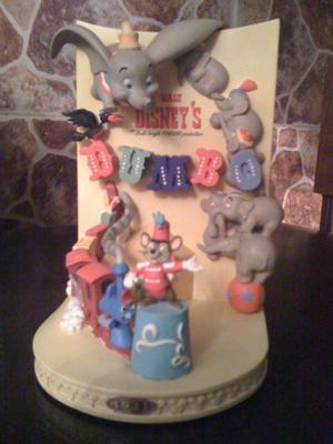 Dumbo Estatua 3D Walt Disny Nuevo