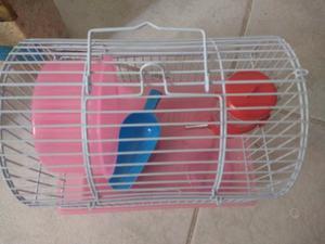 Equipo para hamster