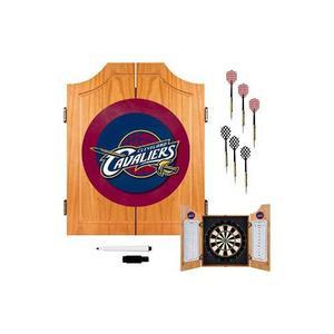 Juegos De Marcas - Cleveland Cavaliers Solid Pine Dart Gabin