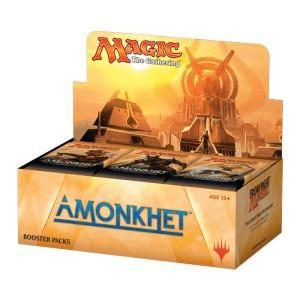 Magic The Gathering Amonkhet Booster Box 36 Sobres Mtg