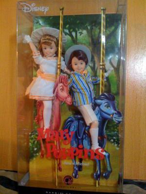 Mary Poppins Barbie Importado
