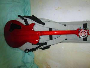 Nueva guitarra prs-se-singlecout funda original